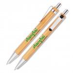 Bambus Kugelschreiber inkl. Gravur