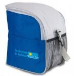 Kühltasche Gletscher, Blau inkl. 1-farbigem Druck
