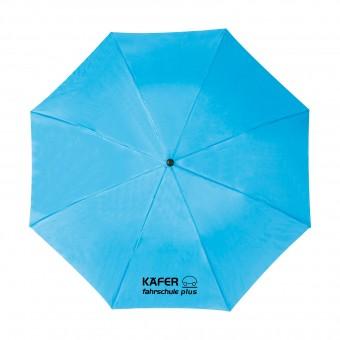 Taschenschirm, Royalblau inkl. 1-farbigem Druck royalblau inkl. 1-farbigem Druck auf 1 Position